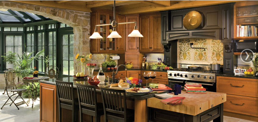 Kitchen and Bath Design by Chardon Kitchens of Erie PA custom ...